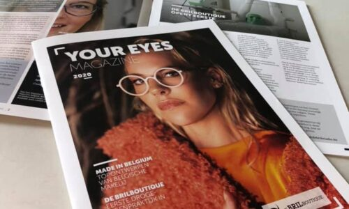 Your Eyes Magazine: lang leve print!